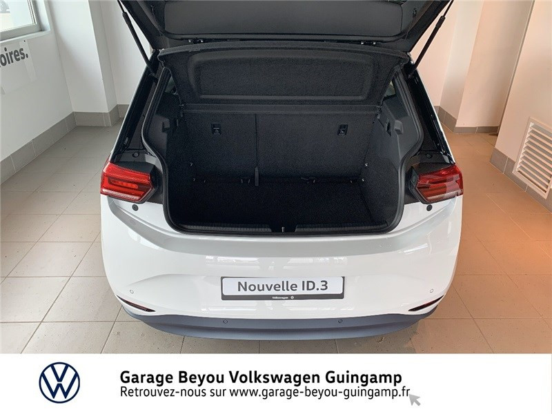 Photo 12 de l'offre de VOLKSWAGEN ID.3 150 CH à 36530€ chez Garage Beyou - Volkswagen Guingamp