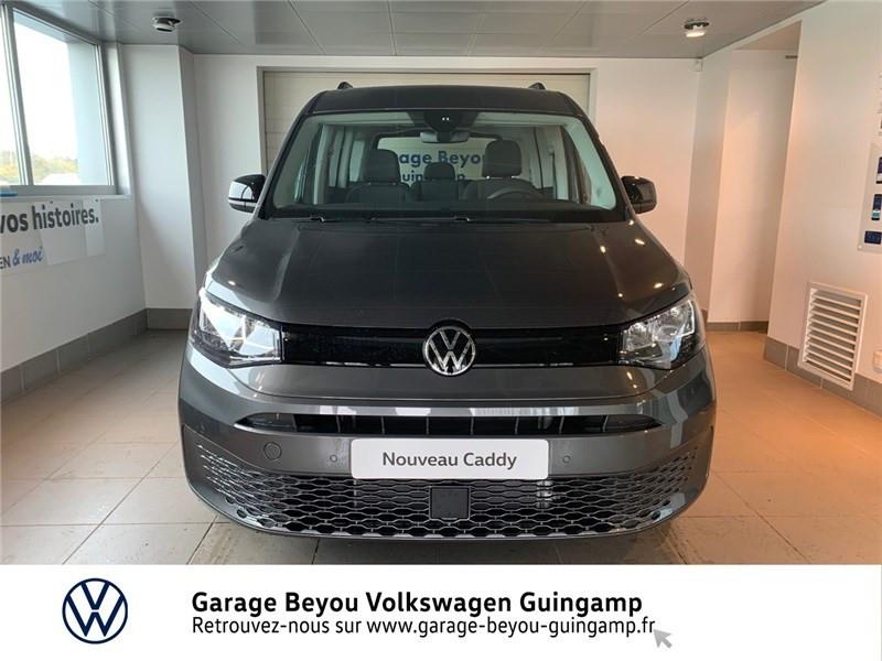 Photo 3 de l'offre de VOLKSWAGEN CADDY 2.0 TDI 122 BVM6 à 31335€ chez Garage Beyou - Volkswagen Guingamp