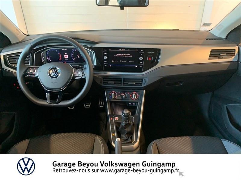Photo 6 de l'offre de VOLKSWAGEN POLO 1.0 TSI 95 S&S BVM5 à 16990€ chez Garage Beyou - Volkswagen Guingamp