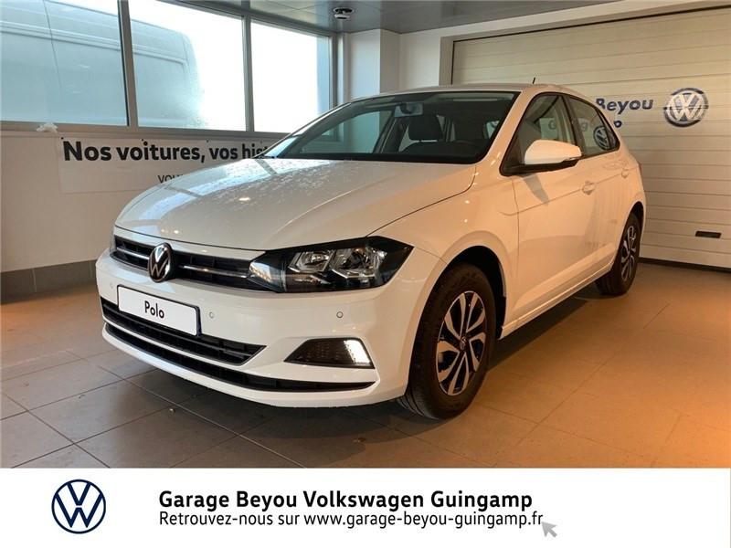 Photo 4 de l'offre de VOLKSWAGEN POLO 1.0 TSI 95 S&S BVM5 à 16990€ chez Garage Beyou - Volkswagen Guingamp