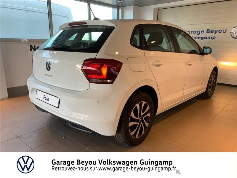 Photo 5 de l'offre de VOLKSWAGEN POLO 1.0 TSI 95 S&S BVM5 à 16990€ chez Garage Beyou - Volkswagen Guingamp