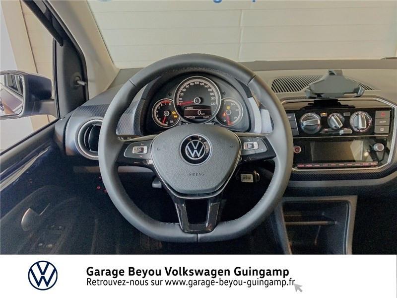 Photo 7 de l'offre de VOLKSWAGEN UP 1.0 60 BLUEMOTION TECHNOLOGY BVM5 à 13590€ chez Garage Beyou - Volkswagen Guingamp