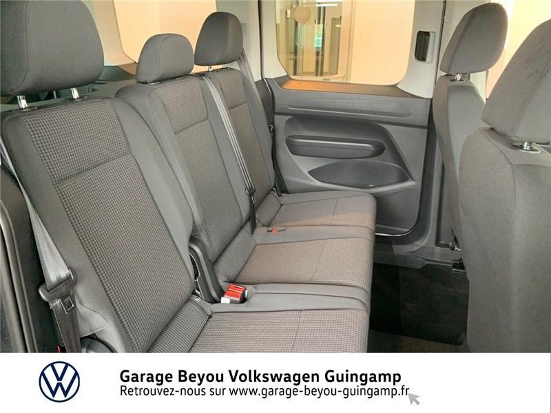Photo 11 de l'offre de VOLKSWAGEN CADDY 2.0 TDI 122 BVM6 à 31335€ chez Garage Beyou - Volkswagen Guingamp