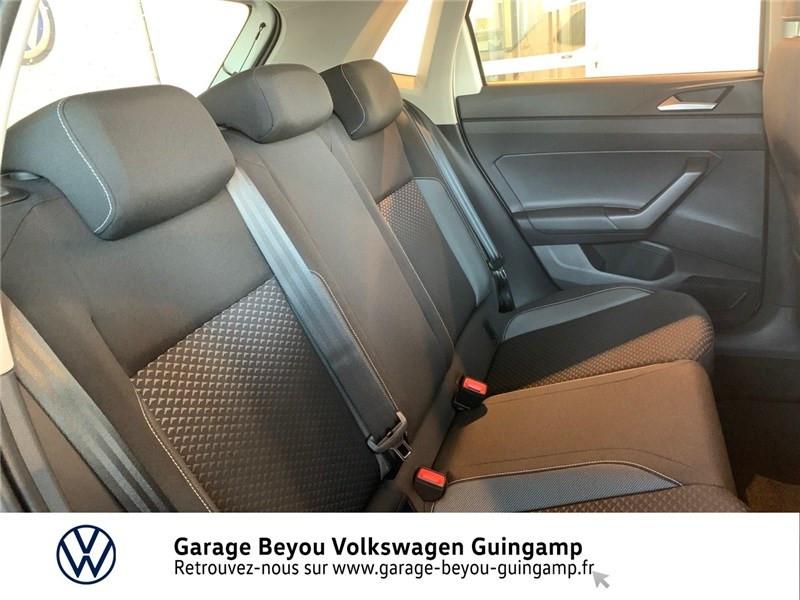 Photo 11 de l'offre de VOLKSWAGEN POLO 1.0 TSI 95 S&S BVM5 à 16990€ chez Garage Beyou - Volkswagen Guingamp