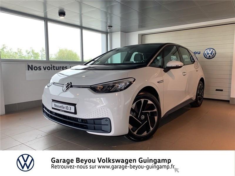 Photo 2 de l'offre de VOLKSWAGEN ID.3 150 CH à 36530€ chez Garage Beyou - Volkswagen Guingamp