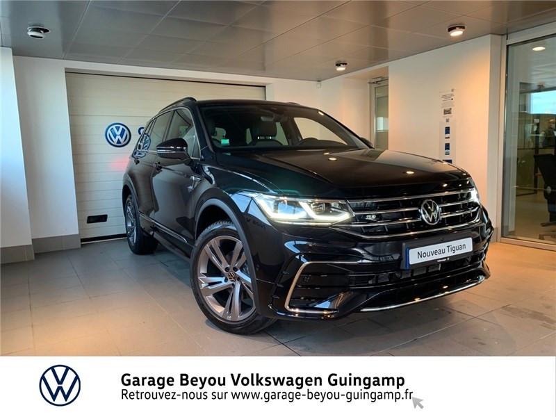 Photo 1 de l'offre de VOLKSWAGEN TIGUAN 2.0 TDI 150CH  DSG7 4MOTION à 42990€ chez Garage Beyou - Volkswagen Guingamp