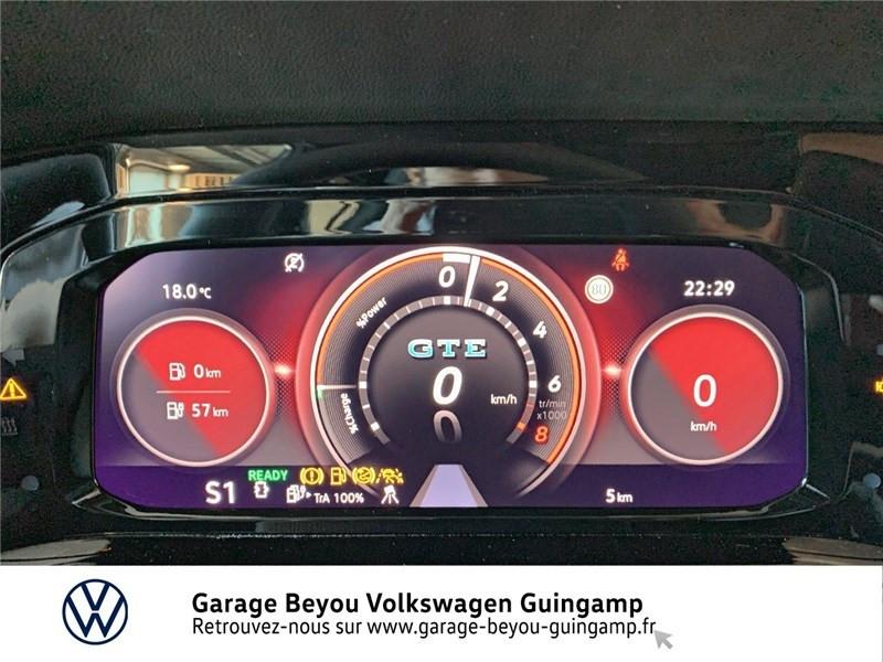 Photo 9 de l'offre de VOLKSWAGEN GOLF 1.4 HYBRID RECHARGEABLE OPF 245 DSG6 à 48980€ chez Garage Beyou - Volkswagen Guingamp