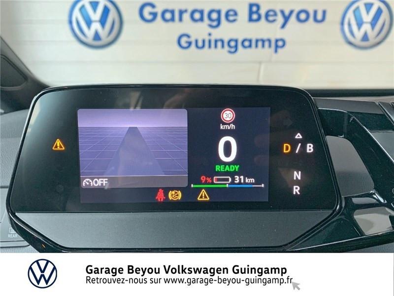 Photo 9 de l'offre de VOLKSWAGEN ID.3 150 CH à 36530€ chez Garage Beyou - Volkswagen Guingamp