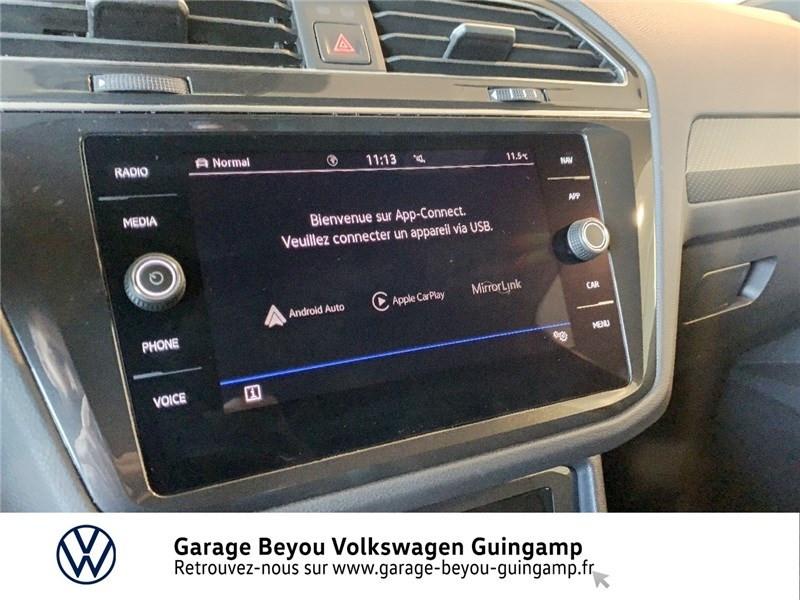 Photo 15 de l'offre de VOLKSWAGEN TIGUAN 2.0 TDI 150CH  DSG7 4MOTION à 42990€ chez Garage Beyou - Volkswagen Guingamp