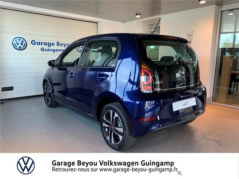 Photo 3 de l'offre de VOLKSWAGEN UP 1.0 60 BLUEMOTION TECHNOLOGY BVM5 à 13590€ chez Garage Beyou - Volkswagen Guingamp