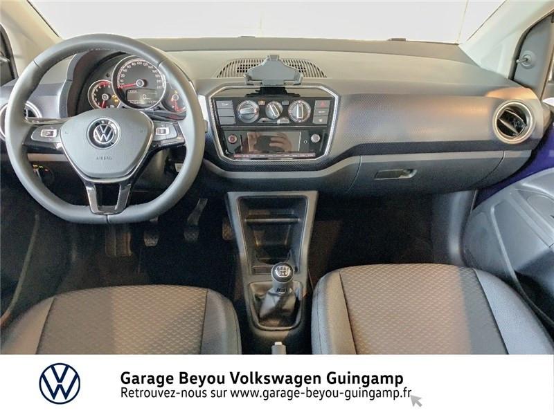 Photo 6 de l'offre de VOLKSWAGEN UP 1.0 60 BLUEMOTION TECHNOLOGY BVM5 à 13590€ chez Garage Beyou - Volkswagen Guingamp