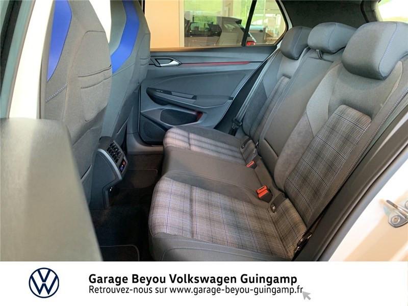 Photo 11 de l'offre de VOLKSWAGEN GOLF 1.4 HYBRID RECHARGEABLE OPF 245 DSG6 à 48980€ chez Garage Beyou - Volkswagen Guingamp