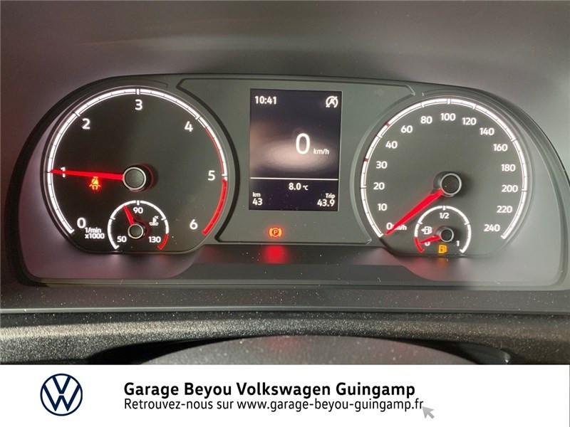 Photo 9 de l'offre de VOLKSWAGEN CADDY 2.0 TDI 122 BVM6 à 31335€ chez Garage Beyou - Volkswagen Guingamp