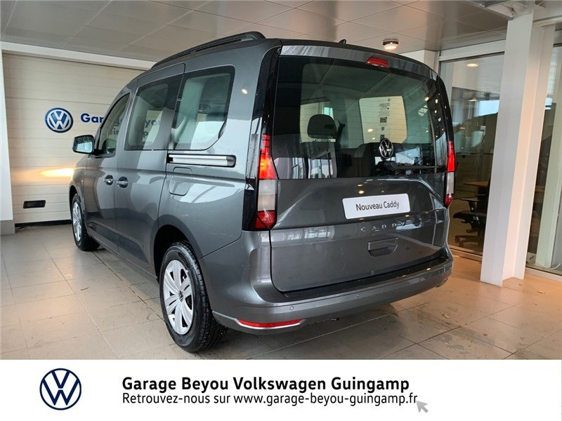 Photo 2 de l'offre de VOLKSWAGEN CADDY 2.0 TDI 122 BVM6 à 31335€ chez Garage Beyou - Volkswagen Guingamp