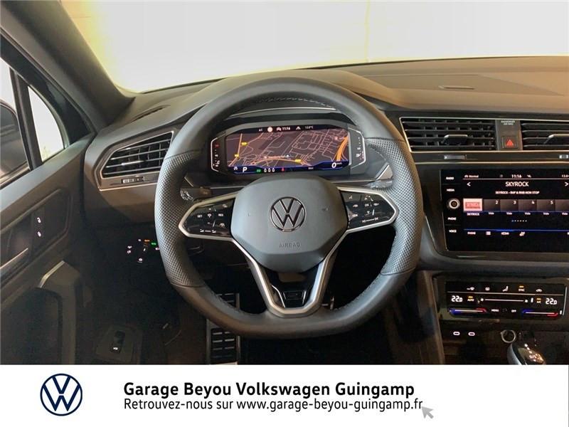 Photo 7 de l'offre de VOLKSWAGEN TIGUAN 2.0 TDI 150CH  DSG7 4MOTION à 42990€ chez Garage Beyou - Volkswagen Guingamp