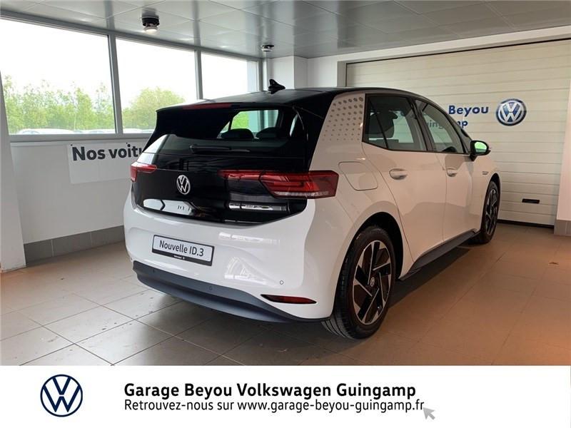 Photo 4 de l'offre de VOLKSWAGEN ID.3 150 CH à 36530€ chez Garage Beyou - Volkswagen Guingamp