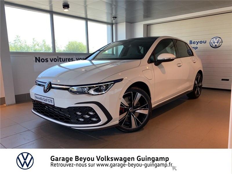 Photo 2 de l'offre de VOLKSWAGEN GOLF 1.4 HYBRID RECHARGEABLE OPF 245 DSG6 à 48980€ chez Garage Beyou - Volkswagen Guingamp