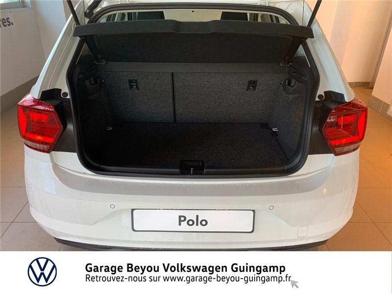 Photo 12 de l'offre de VOLKSWAGEN POLO 1.0 TSI 95 S&S BVM5 à 16990€ chez Garage Beyou - Volkswagen Guingamp