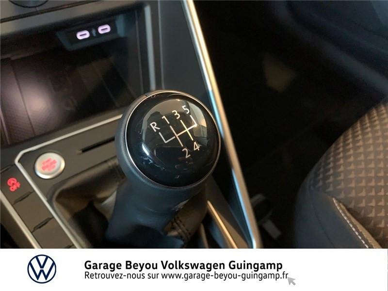 Photo 10 de l'offre de VOLKSWAGEN POLO 1.0 TSI 95 S&S BVM5 à 16990€ chez Garage Beyou - Volkswagen Guingamp