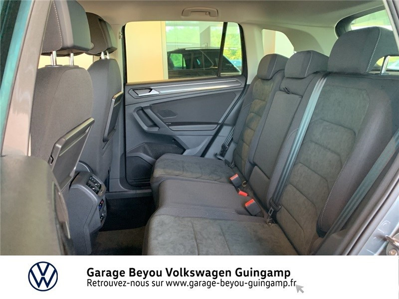 Photo 11 de l'offre de VOLKSWAGEN TIGUAN 2.0 TDI 150 DSG7 à 36990€ chez Garage Beyou - Volkswagen Guingamp