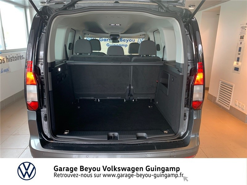 Photo 12 de l'offre de VOLKSWAGEN CADDY 2.0 TDI 122 BVM6 à 31335€ chez Garage Beyou - Volkswagen Guingamp