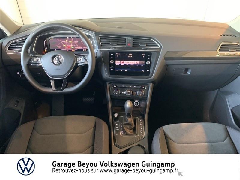 Photo 6 de l'offre de VOLKSWAGEN TIGUAN 2.0 TDI 150 DSG7 à 36990€ chez Garage Beyou - Volkswagen Guingamp