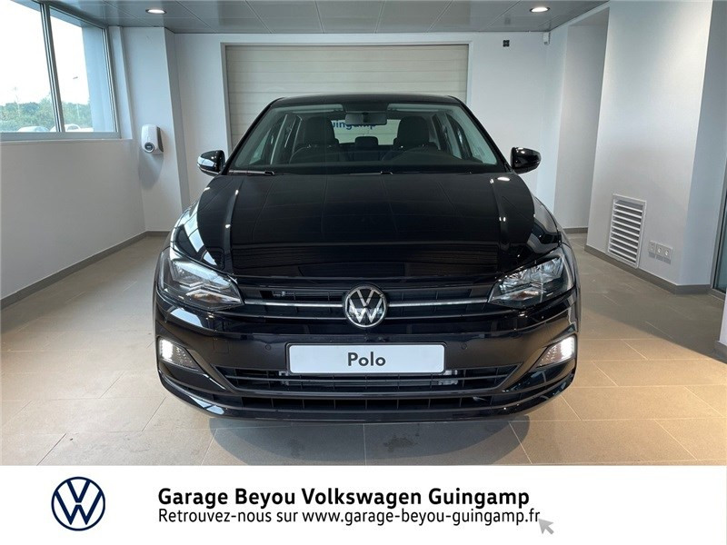 Photo 3 de l'offre de VOLKSWAGEN POLO 1.0 TSI 95 S&S DSG7 à 23260€ chez Garage Beyou - Volkswagen Guingamp