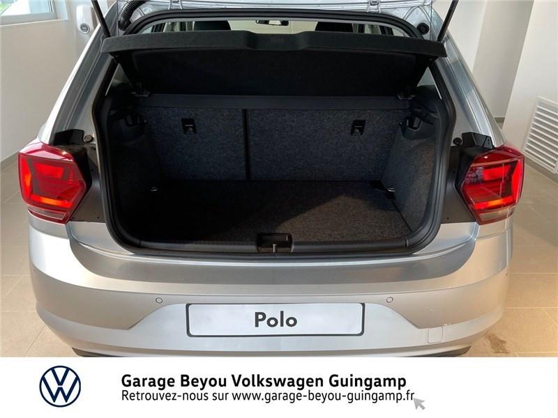 Photo 12 de l'offre de VOLKSWAGEN POLO 1.0 TSI 95 S&S BVM5 à 21585€ chez Garage Beyou - Volkswagen Guingamp