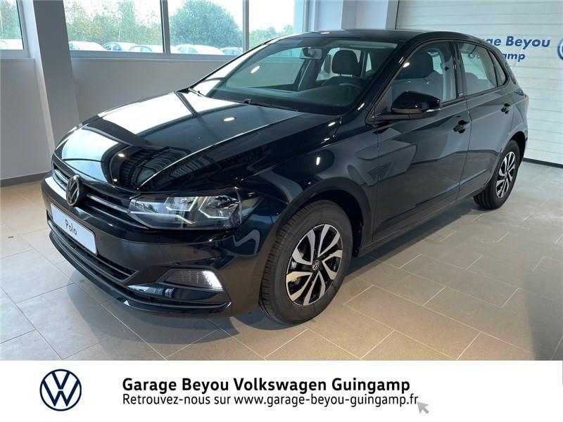 Photo 4 de l'offre de VOLKSWAGEN POLO 1.0 TSI 95 S&S DSG7 à 23260€ chez Garage Beyou - Volkswagen Guingamp