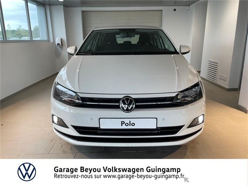 Photo 3 de l'offre de VOLKSWAGEN POLO 1.0 TSI 95 S&S DSG7 à 22985€ chez Garage Beyou - Volkswagen Guingamp
