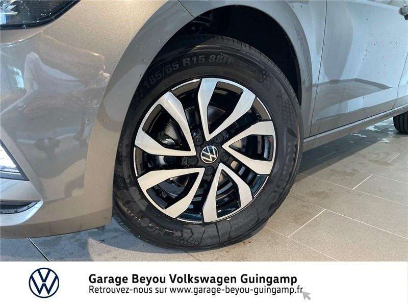 Photo 13 de l'offre de VOLKSWAGEN POLO 1.0 TSI 95 S&S DSG7 à 23260€ chez Garage Beyou - Volkswagen Guingamp