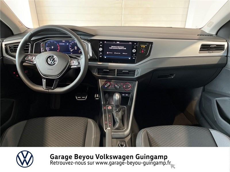 Photo 6 de l'offre de VOLKSWAGEN POLO 1.0 TSI 95 S&S DSG7 à 22985€ chez Garage Beyou - Volkswagen Guingamp