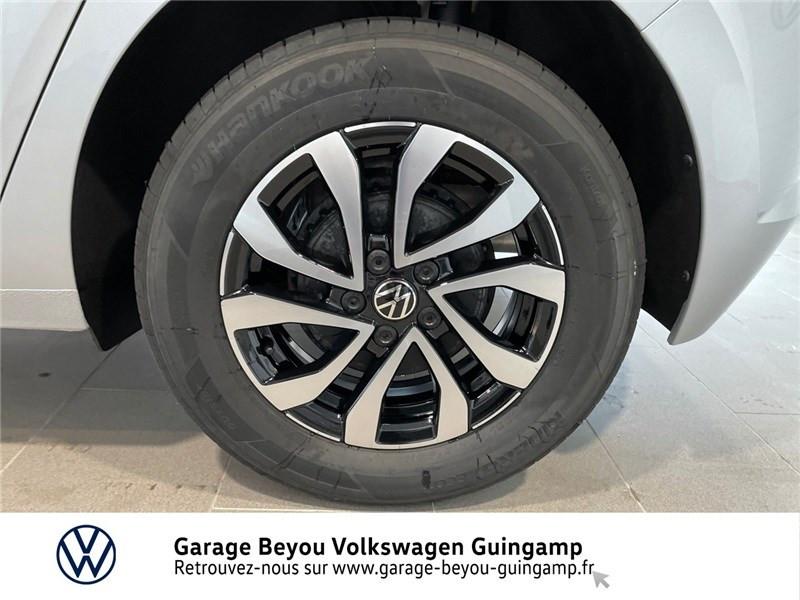 Photo 16 de l'offre de VOLKSWAGEN POLO 1.0 TSI 95 S&S BVM5 à 21585€ chez Garage Beyou - Volkswagen Guingamp