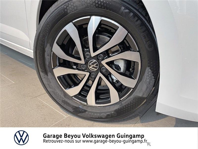Photo 14 de l'offre de VOLKSWAGEN POLO 1.0 TSI 95 S&S DSG7 à 22985€ chez Garage Beyou - Volkswagen Guingamp