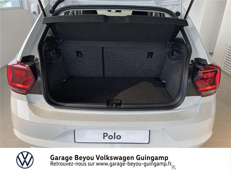 Photo 12 de l'offre de VOLKSWAGEN POLO 1.0 TSI 95 S&S DSG7 à 22985€ chez Garage Beyou - Volkswagen Guingamp