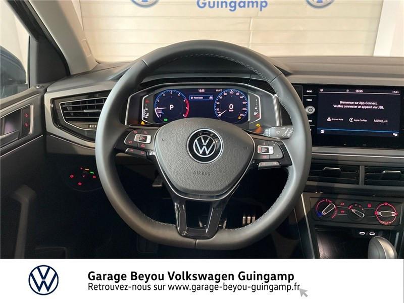 Photo 7 de l'offre de VOLKSWAGEN POLO 1.0 TSI 95 S&S DSG7 à 22985€ chez Garage Beyou - Volkswagen Guingamp