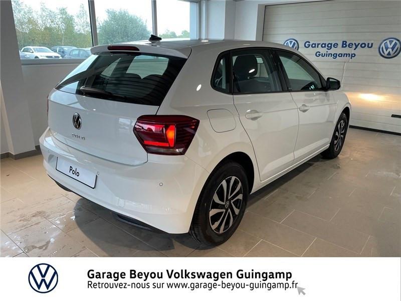 Photo 5 de l'offre de VOLKSWAGEN POLO 1.0 TSI 95 S&S DSG7 à 22985€ chez Garage Beyou - Volkswagen Guingamp