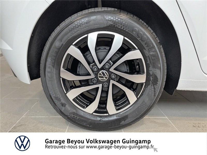 Photo 15 de l'offre de VOLKSWAGEN POLO 1.0 TSI 95 S&S DSG7 à 22985€ chez Garage Beyou - Volkswagen Guingamp