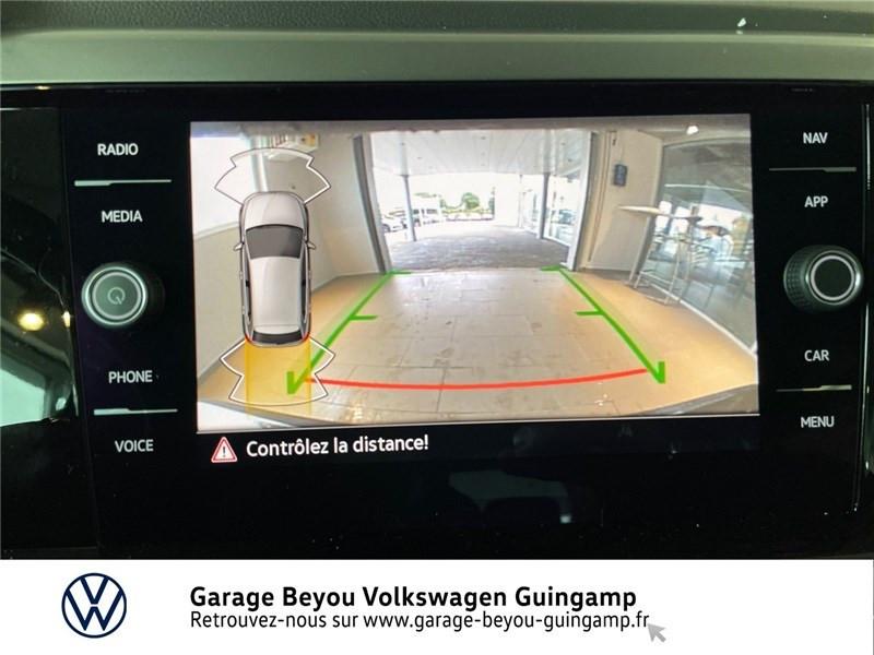 Photo 18 de l'offre de VOLKSWAGEN POLO 1.0 TSI 95 S&S DSG7 à 23260€ chez Garage Beyou - Volkswagen Guingamp