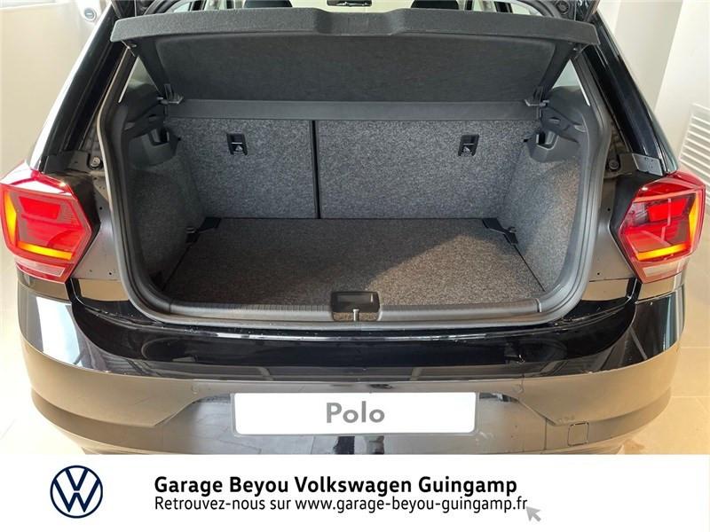 Photo 12 de l'offre de VOLKSWAGEN POLO 1.0 TSI 95 S&S DSG7 à 23260€ chez Garage Beyou - Volkswagen Guingamp