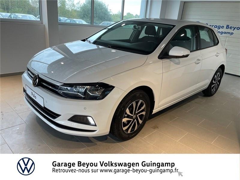 Photo 4 de l'offre de VOLKSWAGEN POLO 1.0 TSI 95 S&S DSG7 à 22985€ chez Garage Beyou - Volkswagen Guingamp