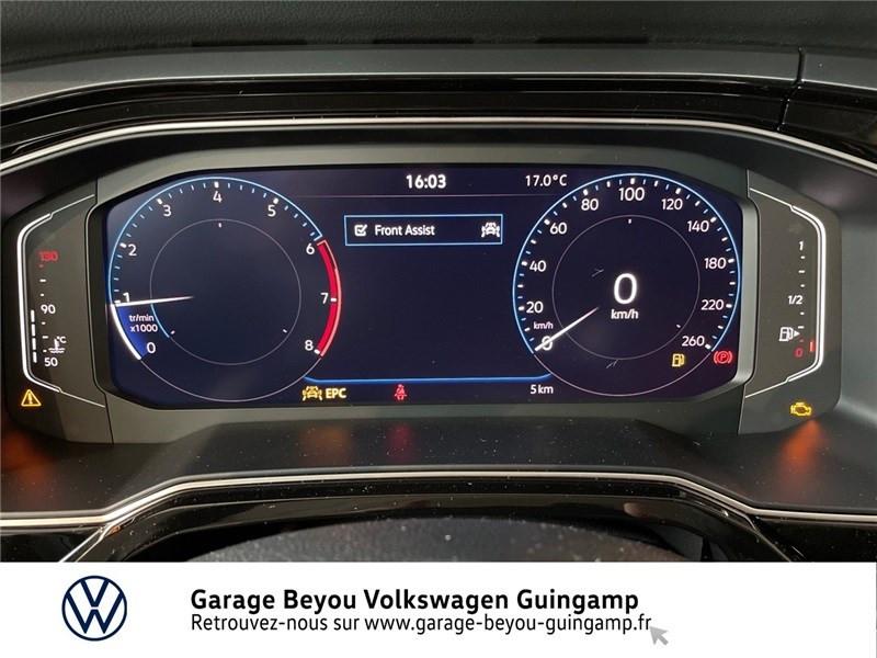 Photo 9 de l'offre de VOLKSWAGEN POLO 1.0 TSI 95 S&S BVM5 à 21585€ chez Garage Beyou - Volkswagen Guingamp