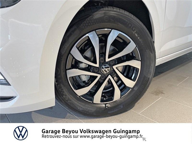 Photo 13 de l'offre de VOLKSWAGEN POLO 1.0 TSI 95 S&S DSG7 à 22985€ chez Garage Beyou - Volkswagen Guingamp