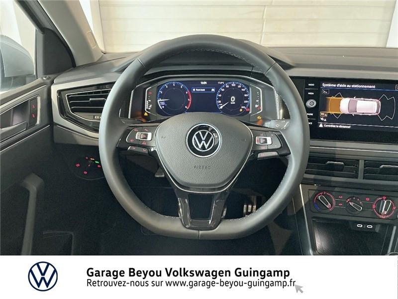 Photo 7 de l'offre de VOLKSWAGEN POLO 1.0 TSI 95 S&S BVM5 à 21585€ chez Garage Beyou - Volkswagen Guingamp