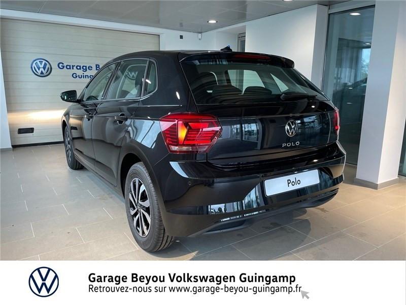 Photo 2 de l'offre de VOLKSWAGEN POLO 1.0 TSI 95 S&S DSG7 à 23260€ chez Garage Beyou - Volkswagen Guingamp