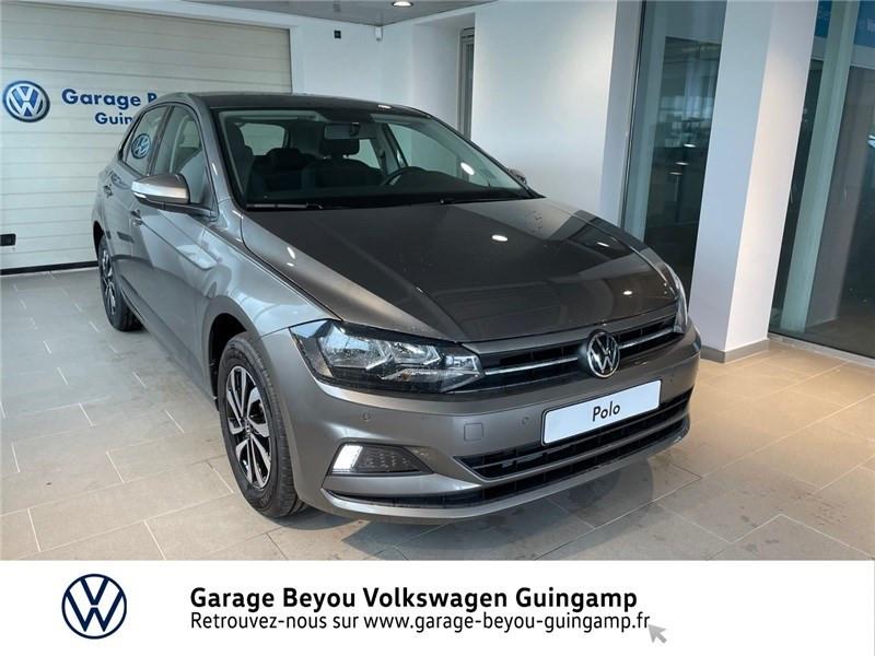 Photo 1 de l'offre de VOLKSWAGEN POLO 1.0 TSI 95 S&S DSG7 à 23260€ chez Garage Beyou - Volkswagen Guingamp