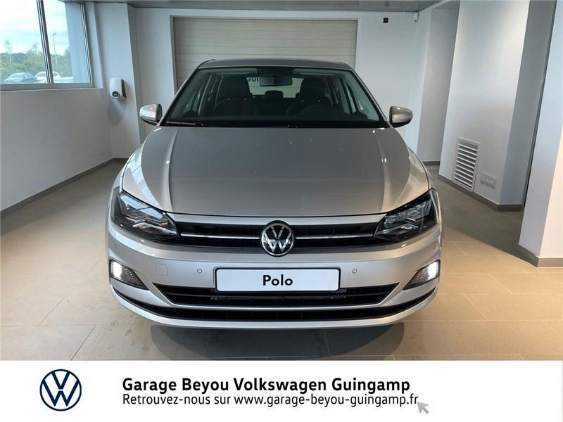 Photo 3 de l'offre de VOLKSWAGEN POLO 1.0 TSI 95 S&S BVM5 à 21585€ chez Garage Beyou - Volkswagen Guingamp