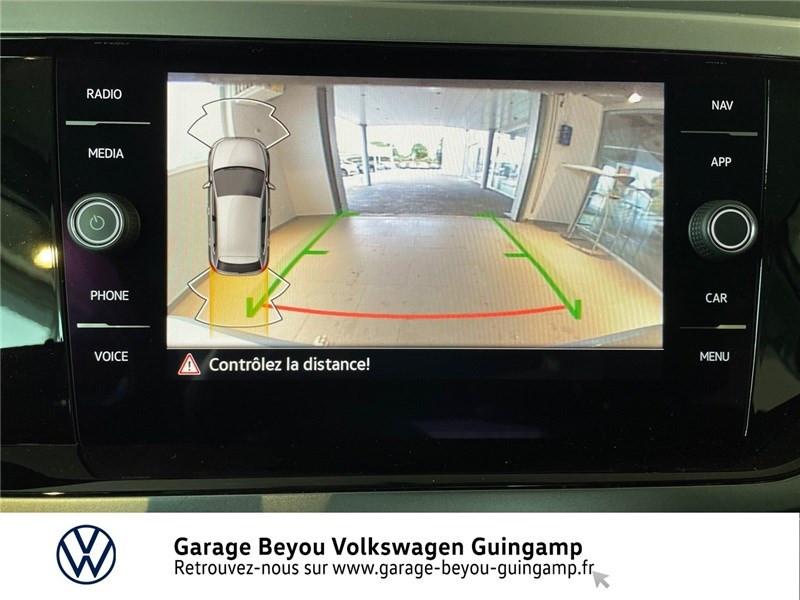 Photo 18 de l'offre de VOLKSWAGEN POLO 1.0 TSI 95 S&S BVM5 à 21585€ chez Garage Beyou - Volkswagen Guingamp