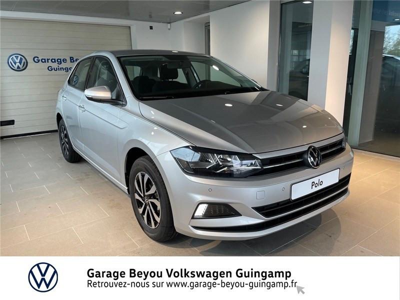 Photo 1 de l'offre de VOLKSWAGEN POLO 1.0 TSI 95 S&S BVM5 à 21585€ chez Garage Beyou - Volkswagen Guingamp