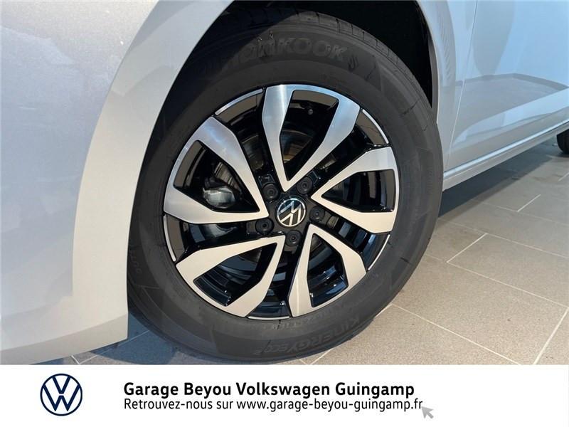 Photo 13 de l'offre de VOLKSWAGEN POLO 1.0 TSI 95 S&S BVM5 à 21585€ chez Garage Beyou - Volkswagen Guingamp